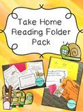 Take Home Reading Folders