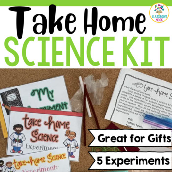 Take-Home Science Experiments | For Older Students | Distance Learning