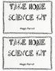 Take Home Science Kit - Magic Parrot