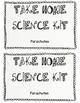 Take Home Science Kit - Parachutes