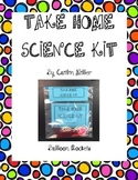 Take Home Science Kit Printable - Balloon Rockets