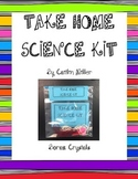 Take Home Science Kit Printable - Borax Crystals