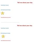 Take Home Sheet-Editable