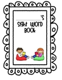 Take-Home Sight Word Book