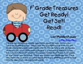 Take Home Sight Word Homework First Grade Treasures