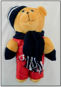 Take Home Ted Honey Bear 2 (Family Visits, Sharing, Trips, Journals, Holidays)