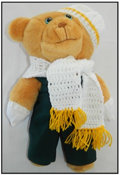 Take Home Ted Honey Bear 3 (Family Visits, Sharing, Trips, Journals, Holidays)