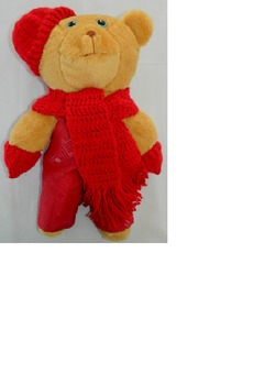 Take Home Ted Honey Bear 5 (Family Visits, Sharing, Trips, Journals, Holidays)