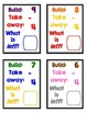 Take It Away! (Cube Subtraction Task Cards [Subtracting fr
