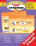 Take It To Your Seat  Language Centers, Grade K