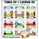 Take It or Leave It Bundle: Providing Evidence in Opinion