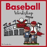 Kindergarten -Primary Ed.- SpEd.-Math - Baseball-Workshop