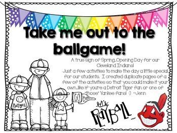 Take Me Out to the Ballgame!