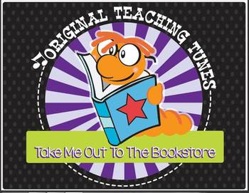 SONG: Take Me Out to the Bookstore - Great for Reading Month!
