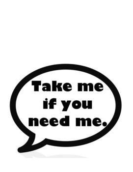 Take Me Signs