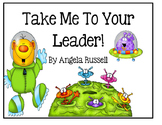 Take Me To Your Leader! ~ Identify Letters