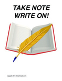 Note Taking: Turning Readings into Writing