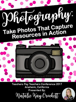 Take Photos That Capture Resources in Action