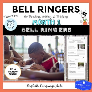 Take Ten Daily Bell Ringers MONTH 1