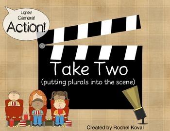 Plural nouns- Take Two