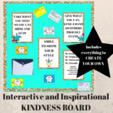 Classroom Decor Take What You Need, Give What You Can Bulletin Board Set