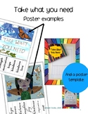 Take What You Need Posters and Template, English or Foreign Language Lesson