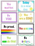 Take What You Need Today Bulletin Board Display