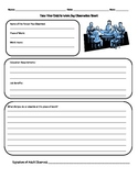 Take Your Child to Work Day Observation Sheet