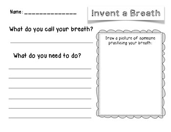 Take a Bear Breath: A Calming SEL Activity