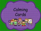Take a Break Calming cards