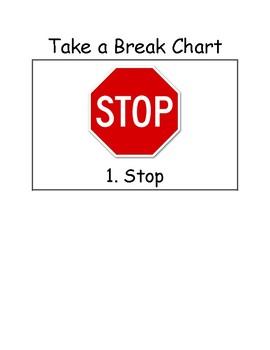 Take a Break Chart