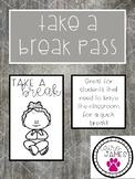 Take a Break Pass