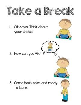 Take a Break Poster