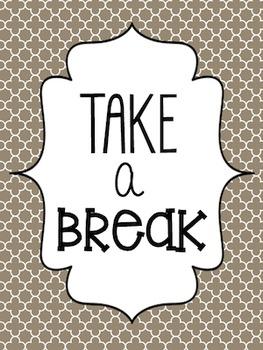 Take a Break Station