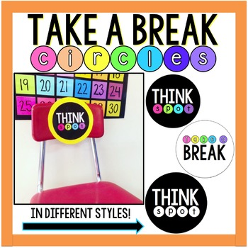 Take a Break Think Spots