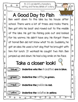 Take a Closer Look: Close Reading for First Grade (Second Edition)