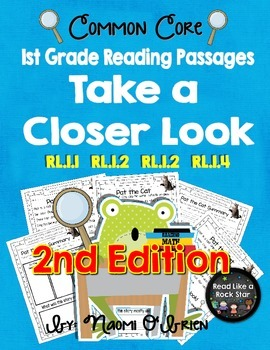 Take a Closer Look: Close Reading for First Grade (Second