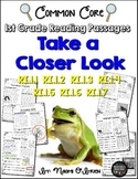 Take a Closer Look: Nonfiction Close Reading for First Grade (Common Core)
