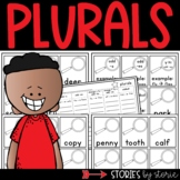 Plural Word Sort, Take a Closer Look at Plurals
