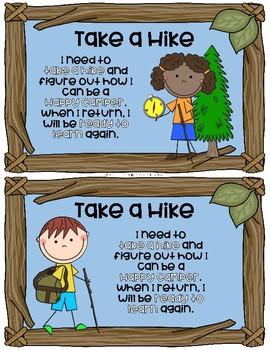 Take a Hike Cool Down Kit
