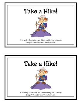 Take a Hike! Reproducible Guided Reader