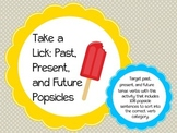 Take a Lick: Past, Present, and Future Popsicles