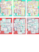 Take a Reading Journey Kindergarten Unit 4 NO PREP Printable BUNDLE Lesson 16-20