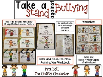 Take a Stand Against Bullying, How to Be a Buddy Not a Bully