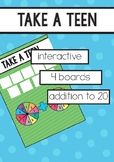 Take a Teen - Addition Game