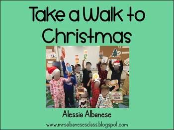 Take a Walk to Christmas {FREEBIE}