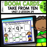 Take from Ten BOOM CARDS [Module 2 Lesson 29]