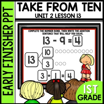 Take from Ten EARLY FINISHER POWERPOINT