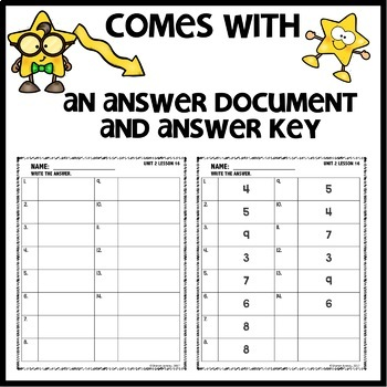 Take from Ten or Counting Up Strategy DIGITAL TASK CARDS | PRINTABLE TASK CARDS