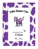 Take home cow